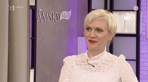 MUDr. Jana Chudíková v Dámskom klube