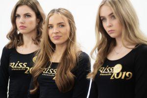Finalistky Miss Slovensko 2019 v NU'CLINIC