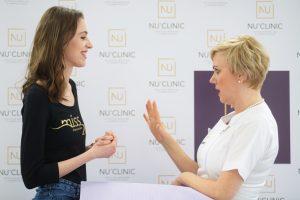 MUDr. Jana Chudíková odpovedá na otázky finalistkám Miss Slovensko 2019